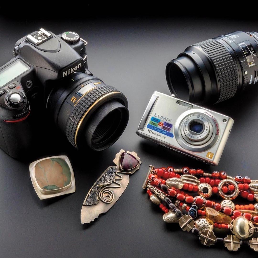 عکاسی طلا و جواهرات