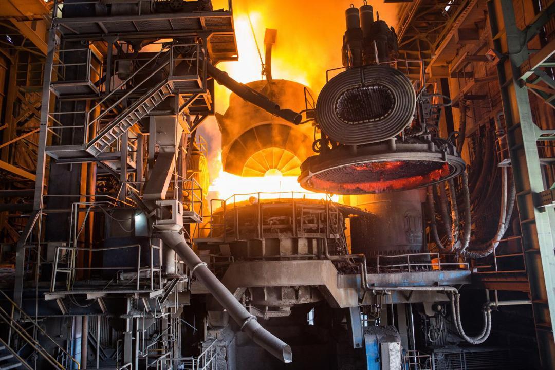 افزايش 40 درصدي توليد و 30 درصدي صادرات فولاد بناب در سال جهش تولید