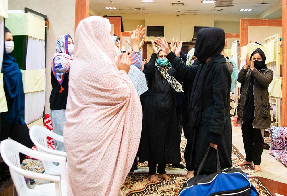ندامتگاه زنان در تهران+عکسها