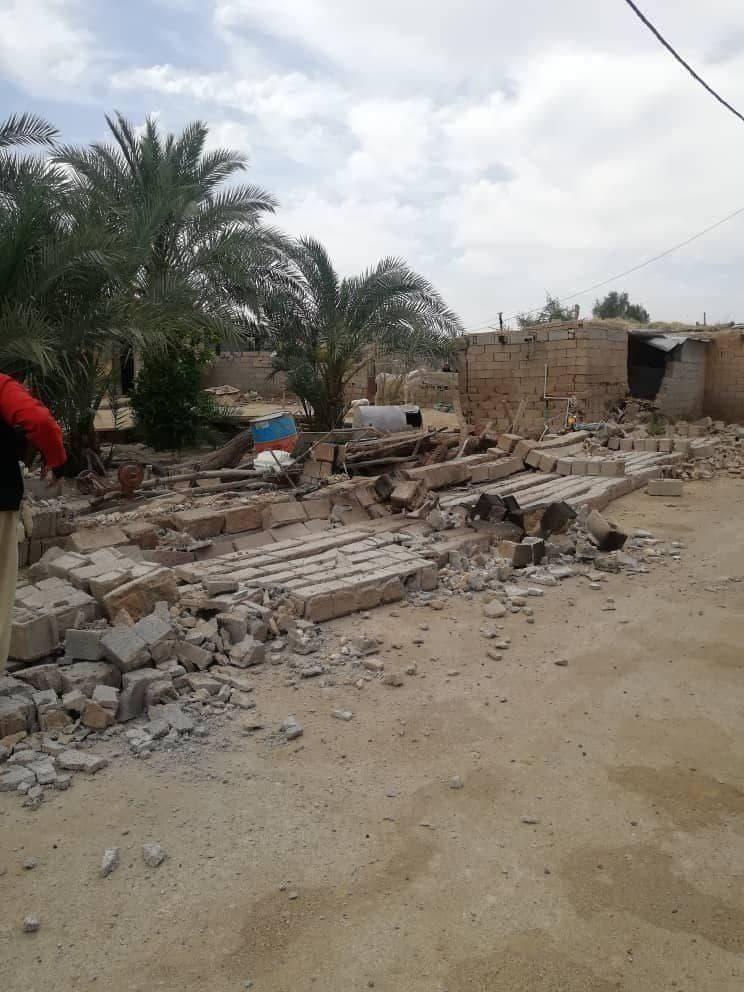 فوری/ زلزله ۵.۹ ریشتری در جنوب ایران + جزئیات