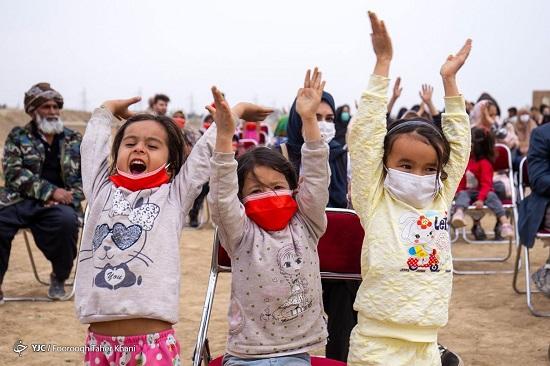 جشن نوروزی در کوره آجرپزی