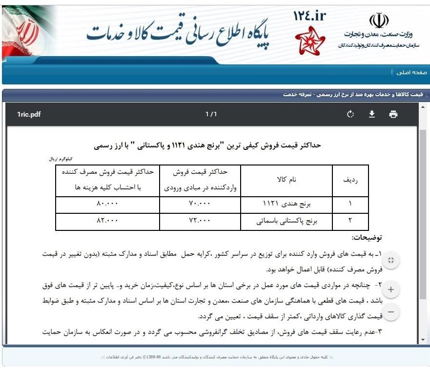 برنج ایرانی گران شد/ قیمت انواع برنج در بازار