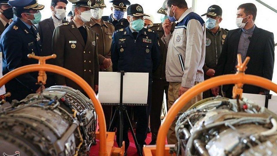 تحویل دهها هواپیما و بالگرد اورهال شده به ارتش
