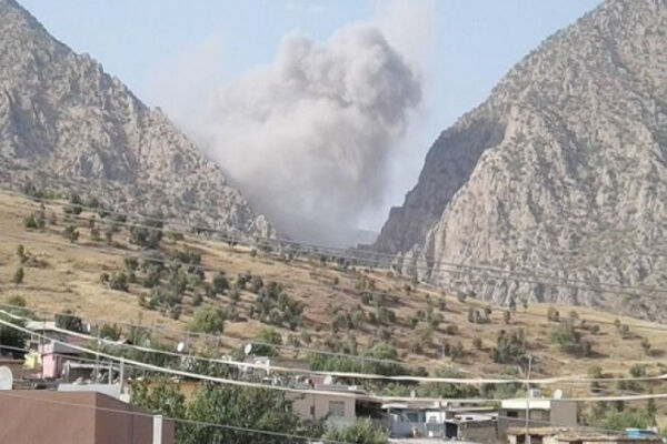 حمله جنگندههای ترکیه به عراق + عکس و جزئیات