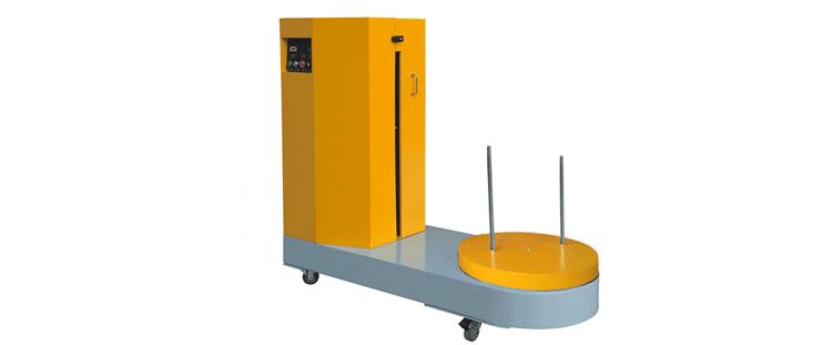 معرفی مدل های مختلف دستگاه استرچ پالت