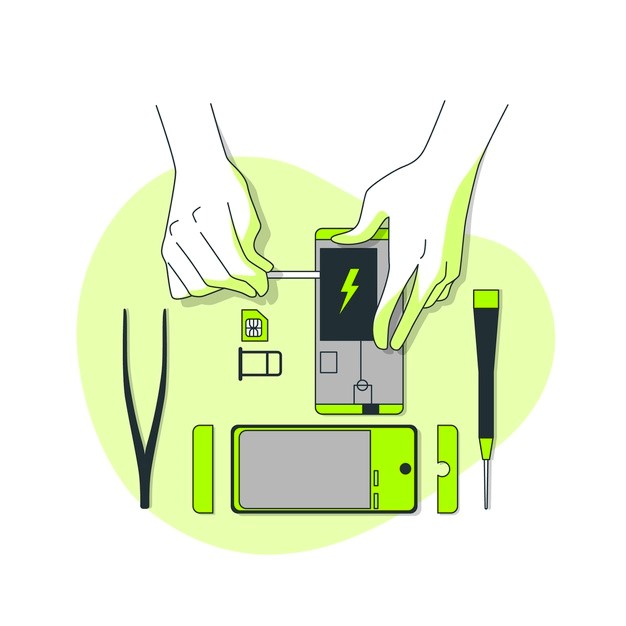 تعمیرات موبایل خود را به امداد موبایل بسپارید