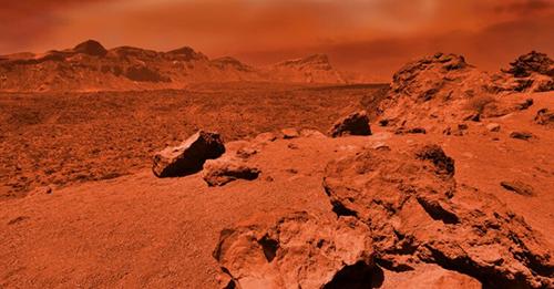 ده حقیقت جالب دربارهی مریخ