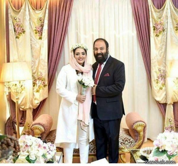 نرگش محمدي از همسرش جدا شد؟