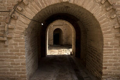 قلعه مرموز شوش دانیال
