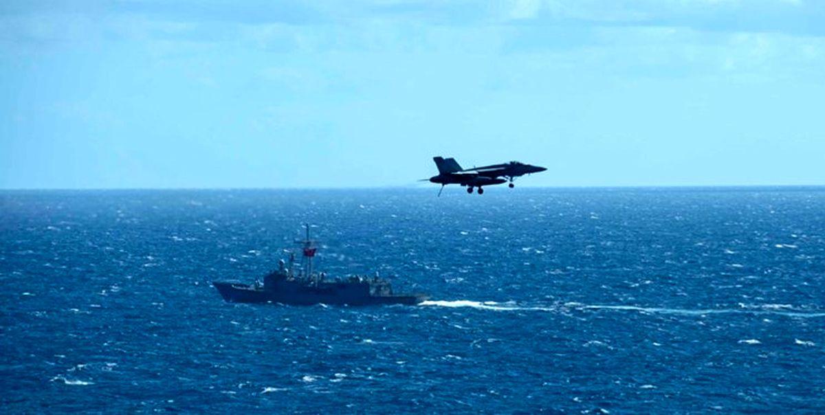 آمریکا: ربایندگان کشتی در دریای عمان «ایرانی» بودند