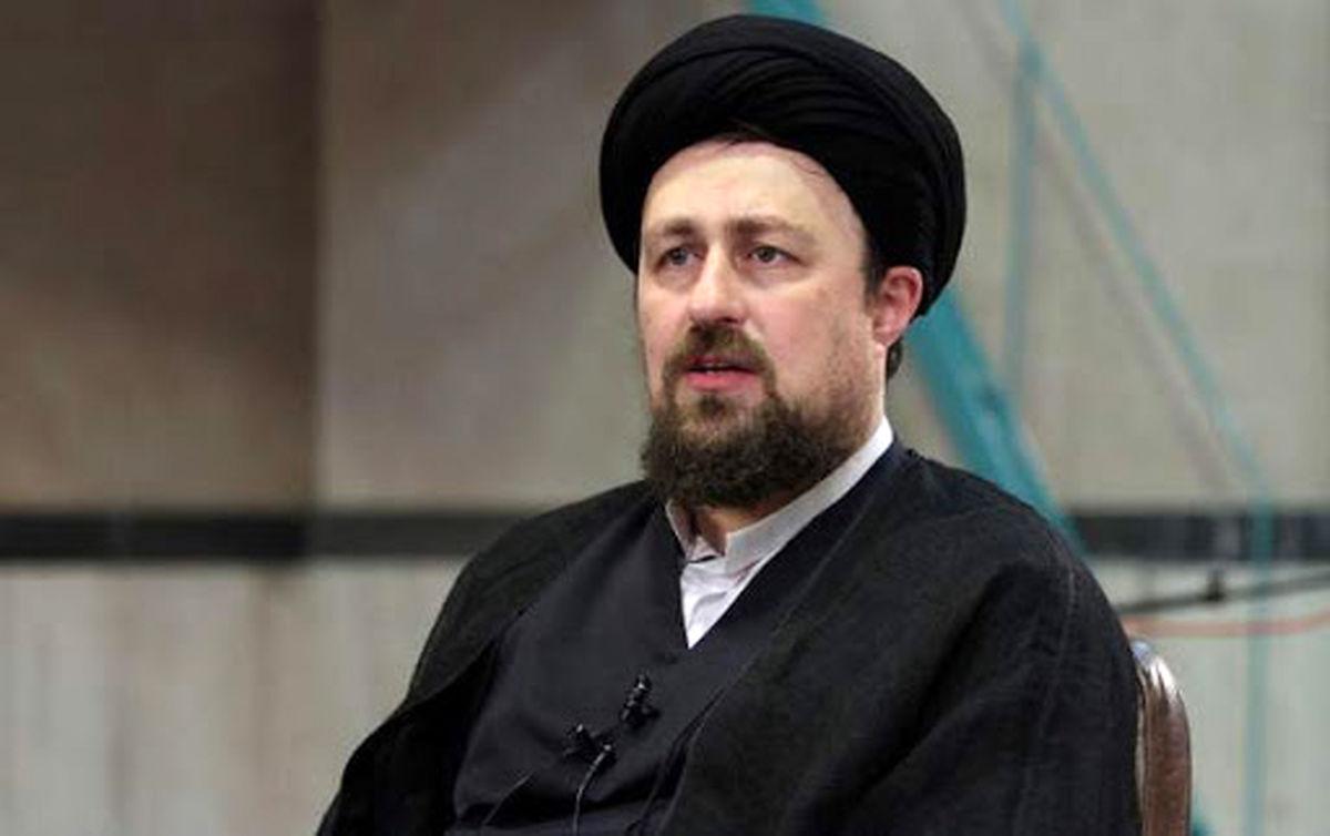 سید حسن خمینی: به هوش باشیم که کسانی به «جمهوریت» لطمه نزنند