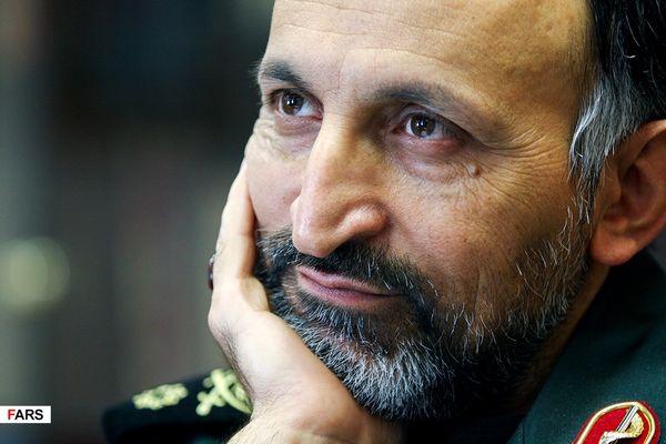 تصاویری کمتر دیده شده از شهید سردار حجازی