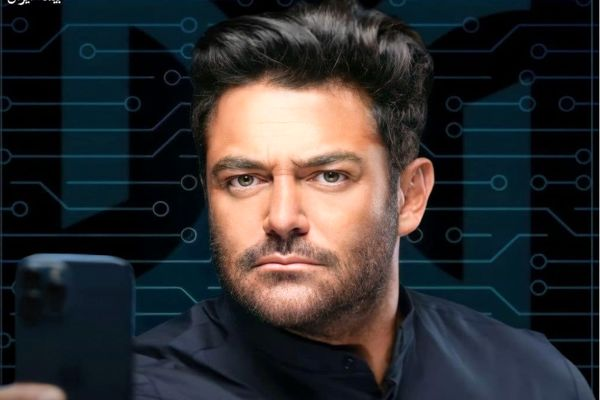 رنگ موی جدید محمدرضا گلزار