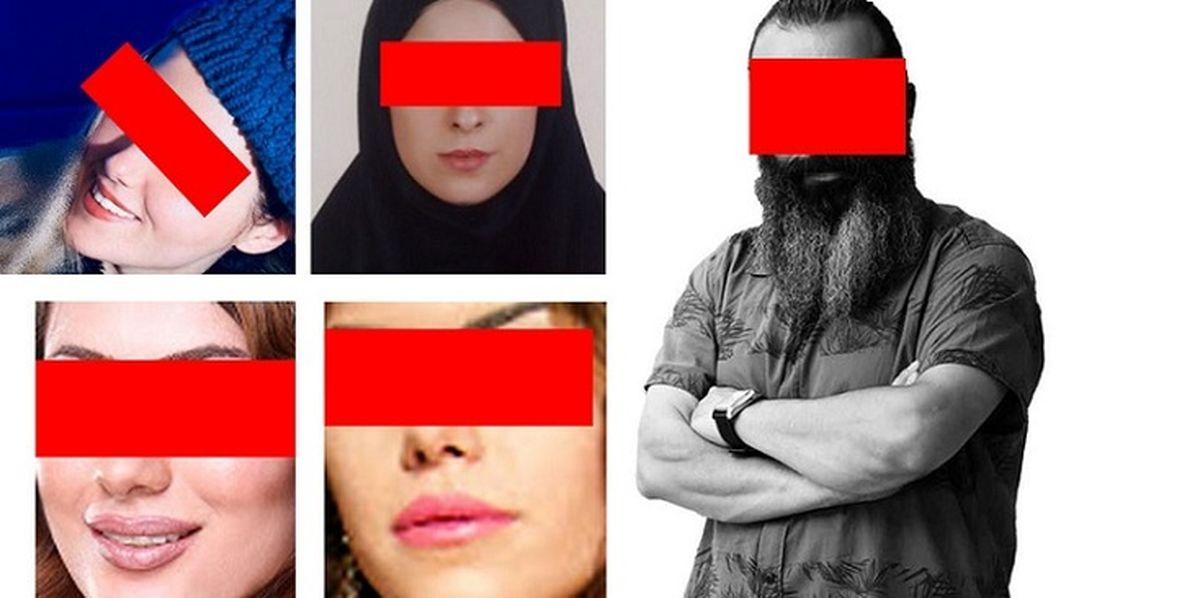 آزادی 6 مدلینگ زن و مرد از زندان با عفو رهبری / یک خانم بازیگر هم بود؟! + اسامی و عکس ها