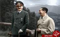 تصاویری دیده نشده از هیتلر، چرچیل و فجایع جنگ جهانی دوم