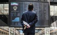 شاخص بورس سبزپوش شد + نقشه بازار