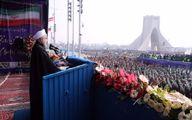 جزئیات مراسم ۲۲ بهمن؛ روحانی برای سخنرانی دعوت شد