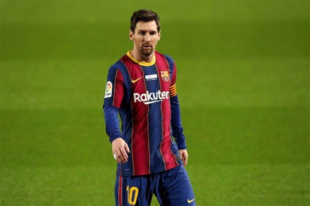۵ گل برتر لیونل مسی با لباس بارسلونا