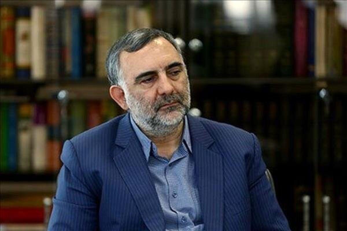 محسن جوادی تشکر و خداحافظی کرد