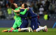 تصاویر قهرمانی چلسی؛پاشاه جدید لیگ قهرمانان اروپا