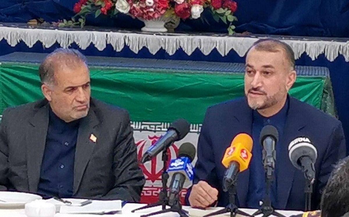 تهدید وزیرخارجه ایران درباره مذاکرات هسته ای   جزئیات