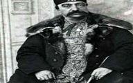 عکس کمتر دیده شده از ناصرالدین شاه قاجار