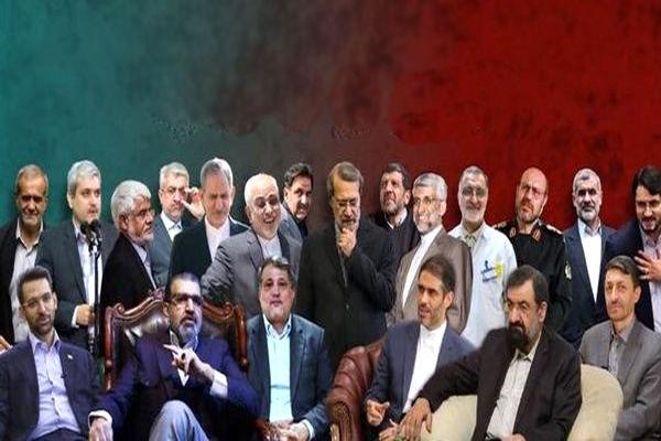 آغاز رخدادهای روز دوم ستاد انتخابات