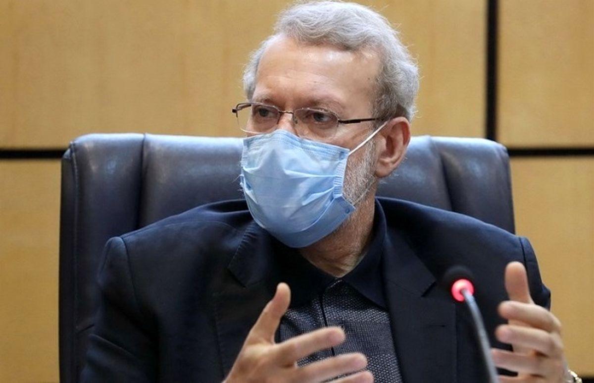 لاریجانی یک قدم تا وزارت کشور