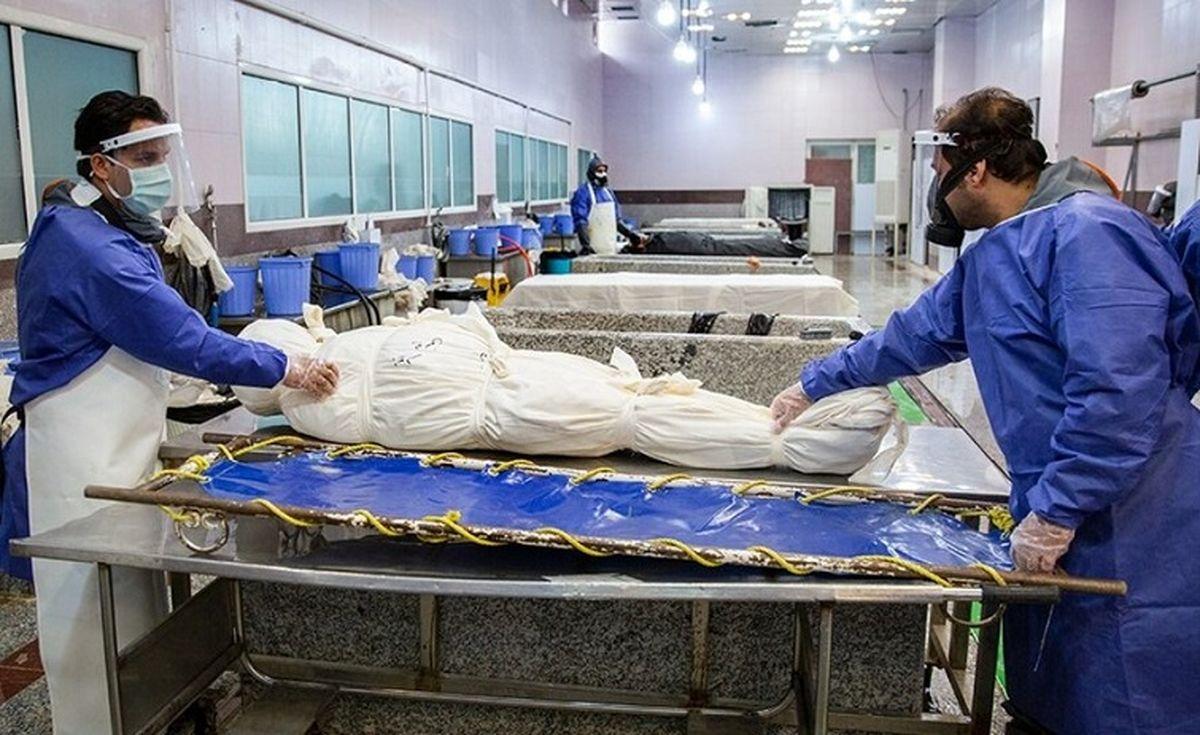 آخرین آمار قربانیان کرونا 19 مهر | آمار فوتیها افزایشی شد