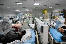 تصاویر دیده نشده از ازدحام بیماران کرونایی