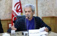 کاظم فیروزمند مترجم برجسته، بستری شد