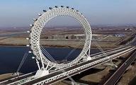 بلندترین و زیباترین چرخ فلک جهان