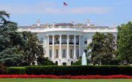 لحظه تعقیب و بازداشت مردی ناشناس در کاخ سفید
