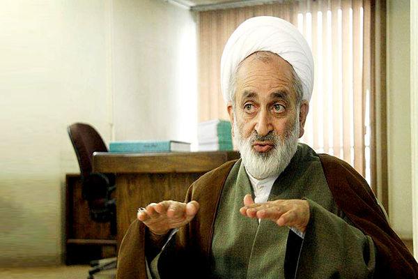 جلیلی برای مناظره با لاریجانی آمده نه رقابت با رئیسی