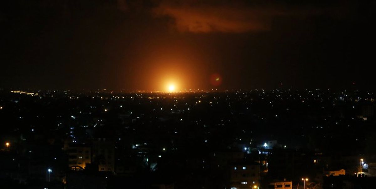 آخرین خبر از انفجار موشک در نزدیکی تاسیسات اتمی دیمونای اسرائیل + جزئیات