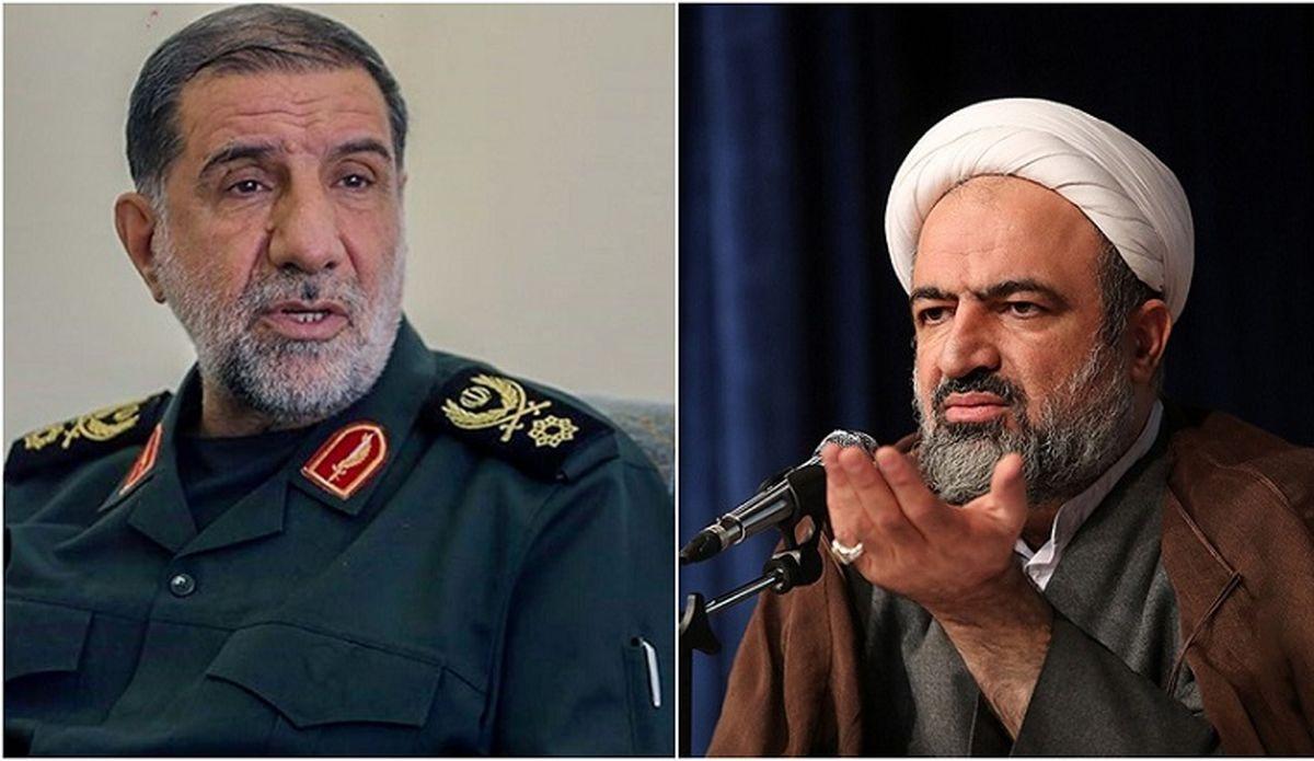 واکنش تند سردار کوثری به اعتراض حمید رسایی + جزئیات