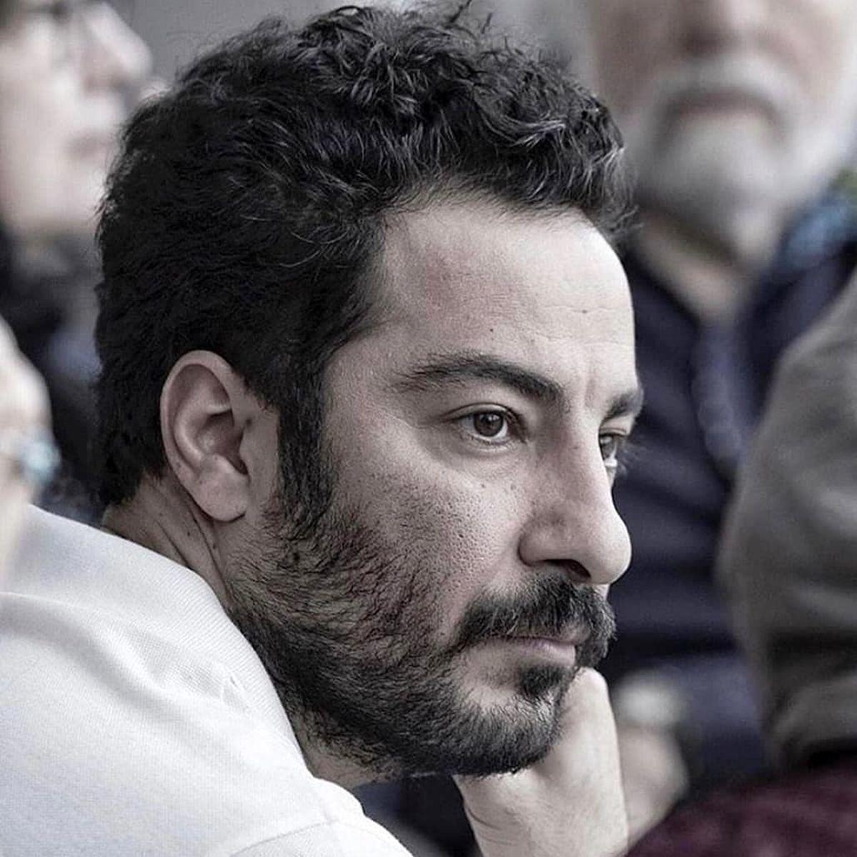 مصاحبه جنجالی نوید محمدزاده + برای فرشته حسینی گریه میکنم!