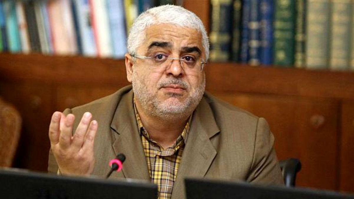 تکلیف شد لاریجانی کاندیدا شود