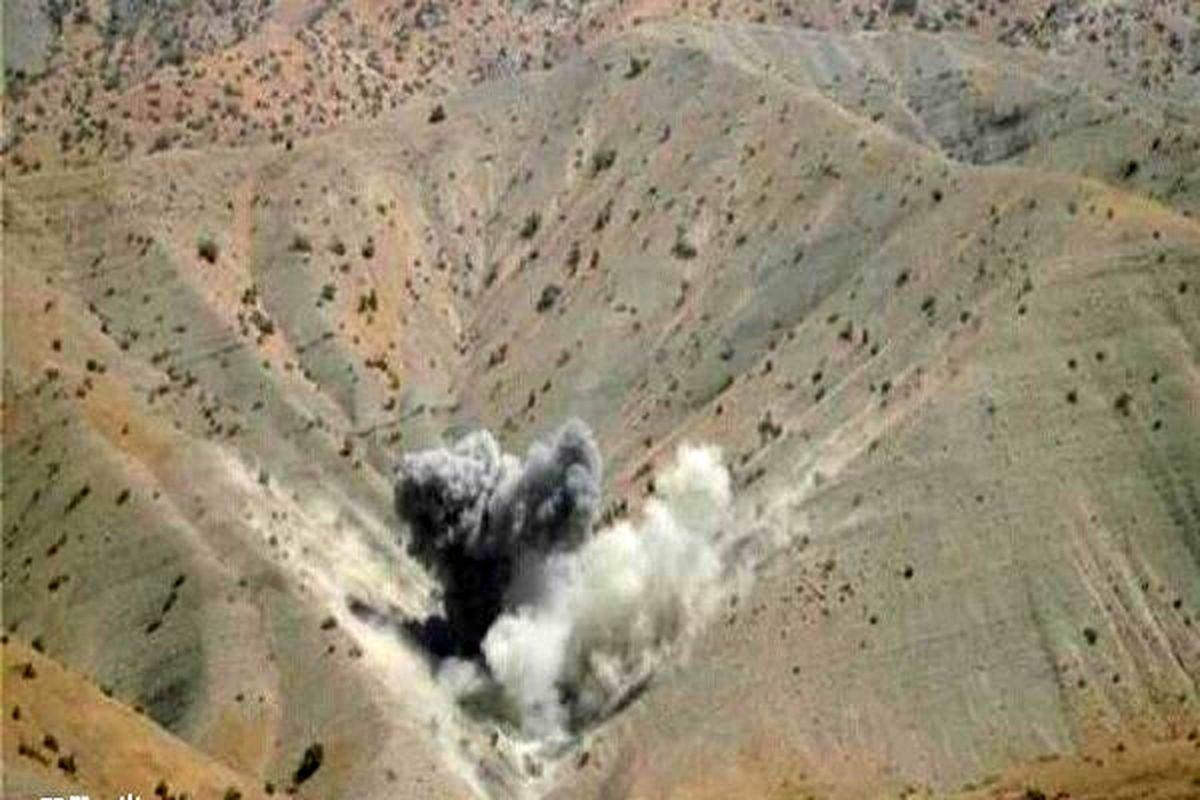 جنگنده های ترکیه مناطقی از شمال عراق را بمباران کردند