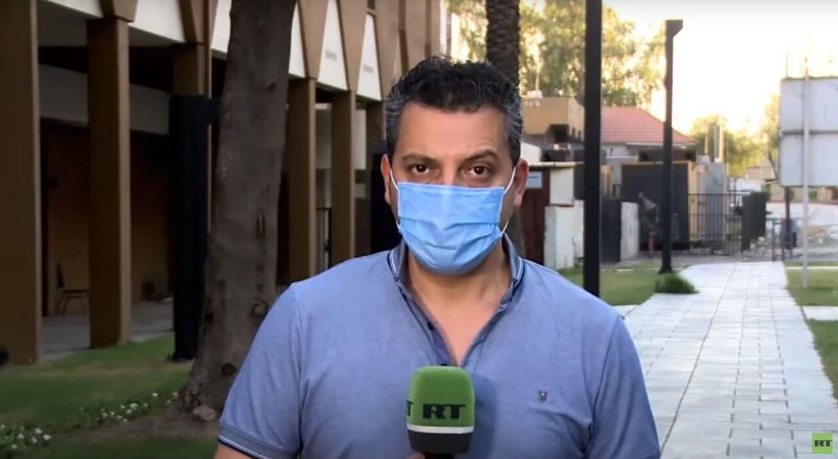 خبرنگار شبکه راشاتودی روسیه در بغداد بازداشت شد