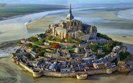 دیدنی ترین مکان فرانسه؛این تصویر مربوط به یک کارتون نیست!