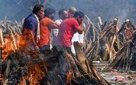 آمار قربانیان در هند باز هم رکورد زد