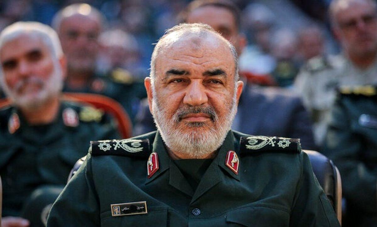 خبر مهم فرمانده کل سپاه درباره دستاوردهای دفاعی