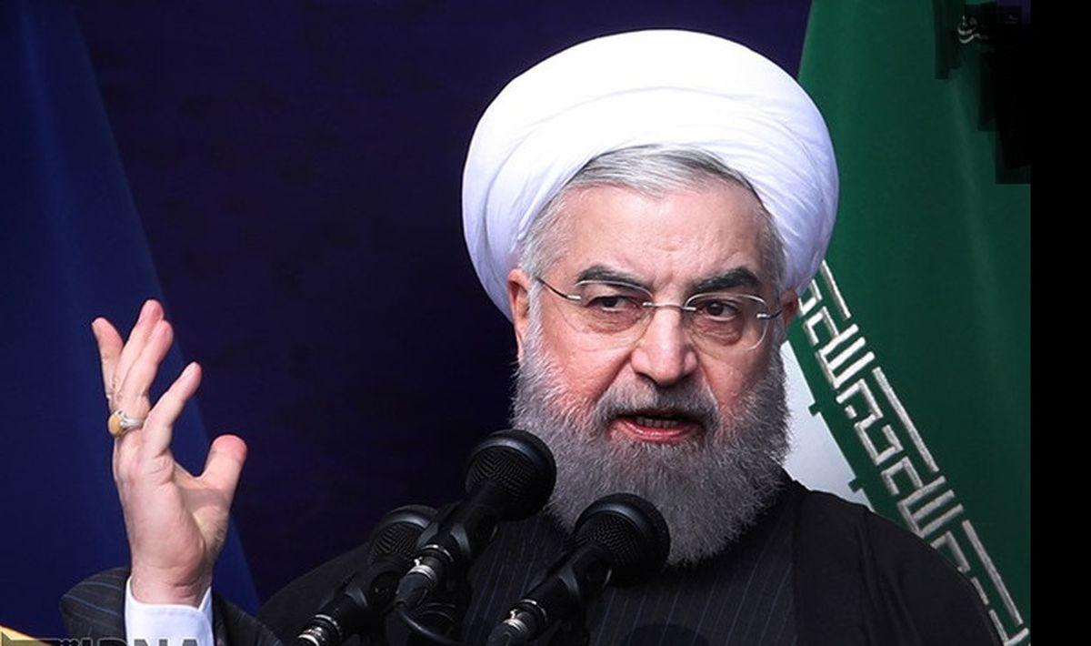 روحانی: میگویند بهجای بلدوزر با فرغون تحریم را بردار