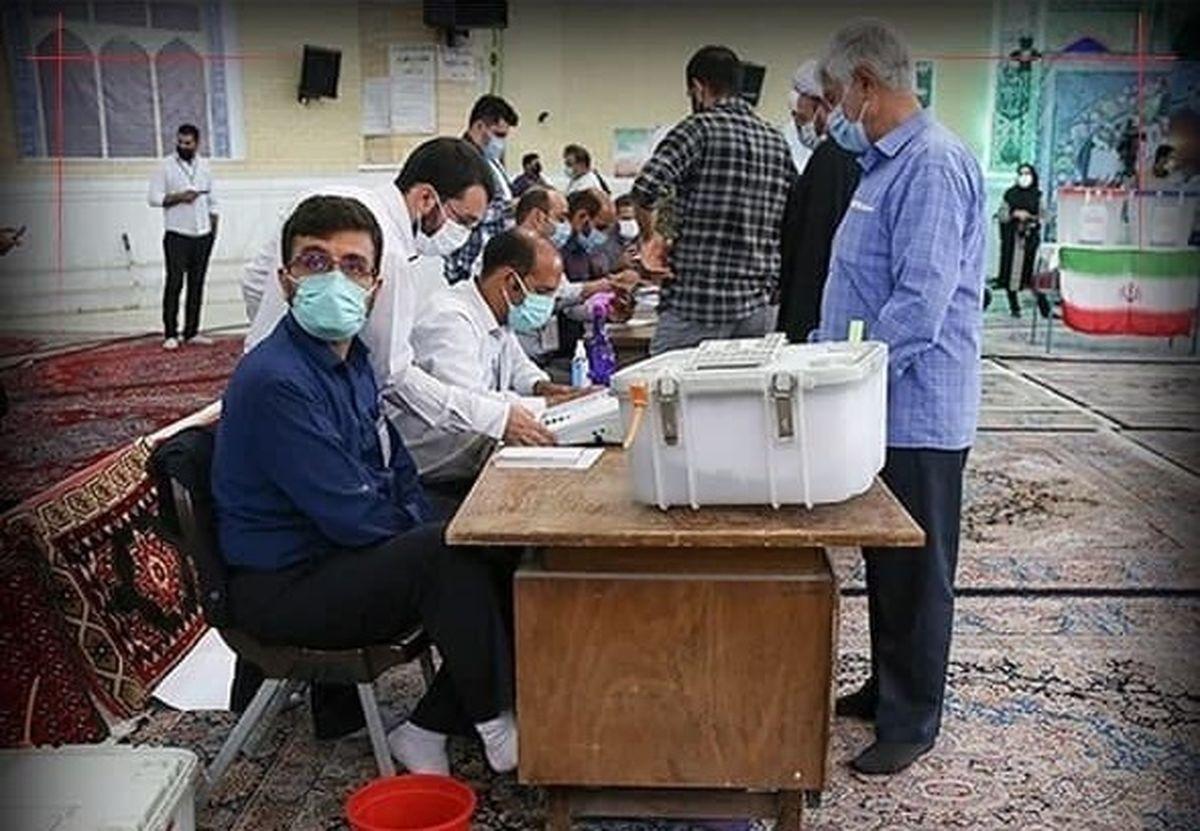 آخرین خبر از تعداد آرای مردم در انتخابات 1400