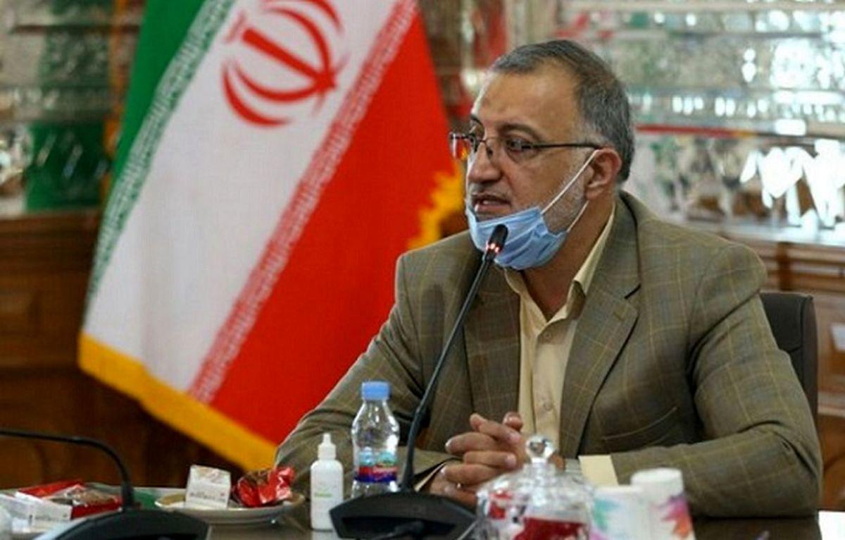 «زاکانی» رسما شهردار تهران شد