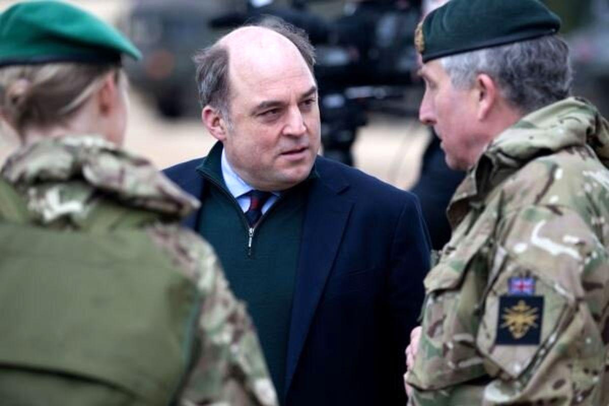 ۲ وزیر و چند فرمانده نظامی انگلیس قرنطینه شدند