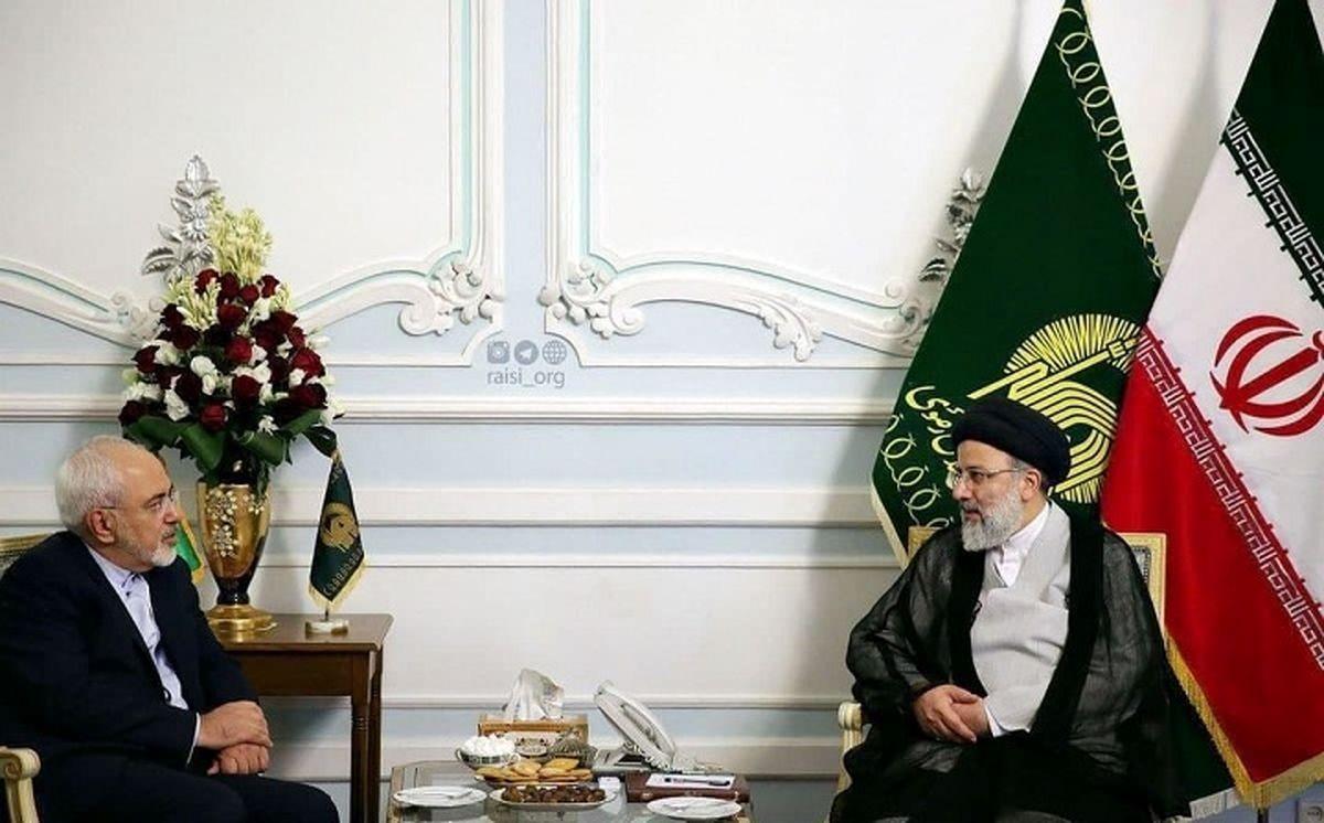 دیدار مهم برجامی رئیسی و ظریف