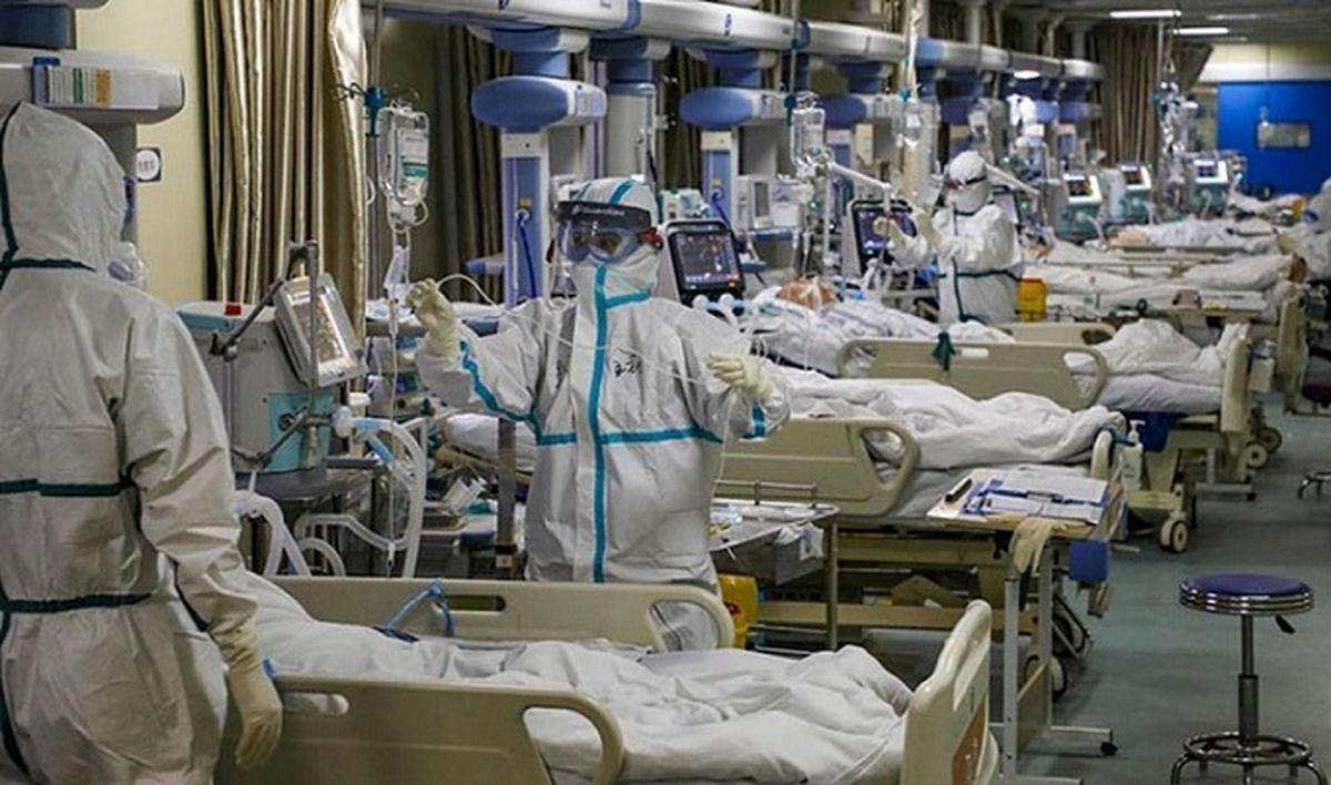 جدیدترین آمار فوتی های کرونا در ایران 16 مرداد