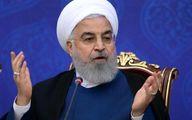 خبر خوش روحانی درباره لغو تحریم های آمریکا علیه ایران